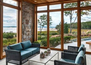 Панорамные окна и двери